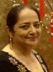 First Vice President – Rithu Patke