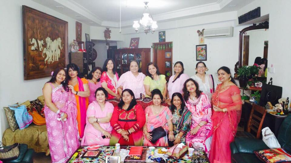 Sargam group at Ritu Garg's residence on 7th May