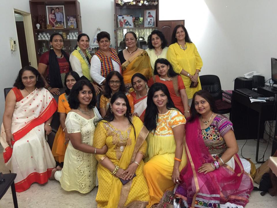 Sargam music group at Monica Bhagwat's place on 5th March